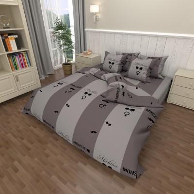 Полуторное  постельное белье БЯЗЬ 100% хлопок  157690