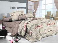 Полуторное  постельное белье БЯЗЬ 100% хлопок  150103