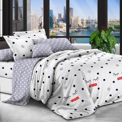 Двуспальное постельное белье БЯЗЬ 100% хлопок 1513177