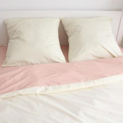 Двуспальное постельное белье БЯЗЬ 100% хлопок 152332