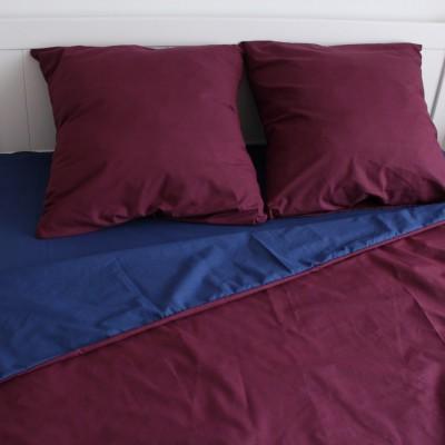 Двуспальное постельное белье БЯЗЬ 100% хлопок 152549