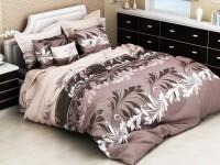 Полуторное постельное белье БЯЗЬ 100% хлопок 153067