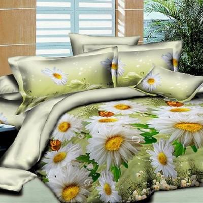 Полуторное  постельное белье БЯЗЬ 100% хлопок  154029