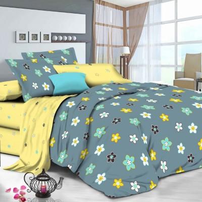 Двуспальное постельное белье БЯЗЬ 100% хлопок 154150