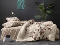 Двуспальное постельное белье БЯЗЬ 100% хлопок 154204