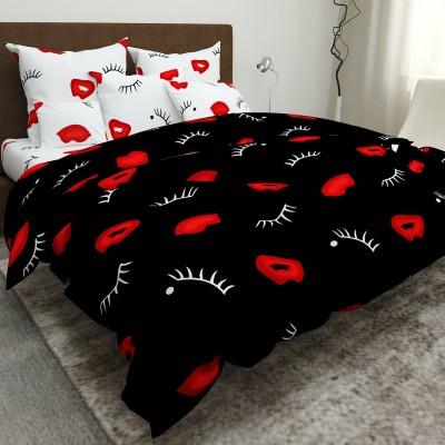Семейное постельное белье БЯЗЬ 100%  154262