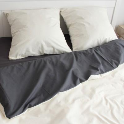 Двуспальное постельное белье БЯЗЬ 100% хлопок 154280