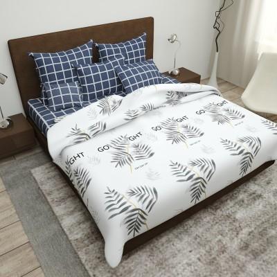 Двуспальное постельное белье БЯЗЬ 100% хлопок 154293