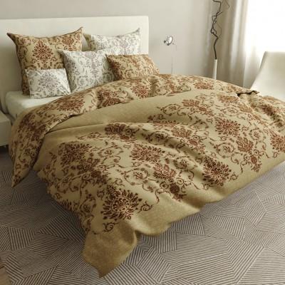 Полуторное  постельное белье БЯЗЬ 100% хлопок  154523