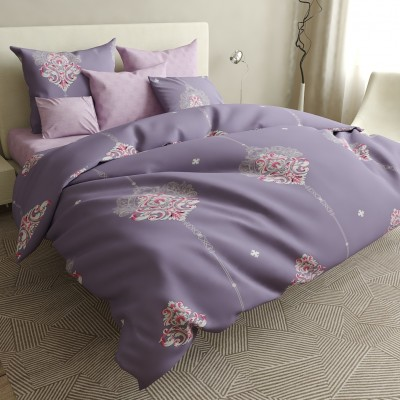 Семейное постельное белье БЯЗЬ 100%  154528