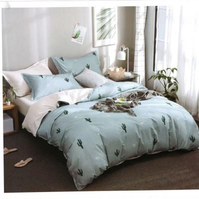 Двуспальное постельное белье БЯЗЬ 100% хлопок 157030