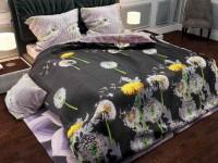 Семейное постельное белье БЯЗЬ 100%  15706