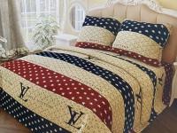 Полуторное  постельное белье БЯЗЬ 100% хлопок  157106