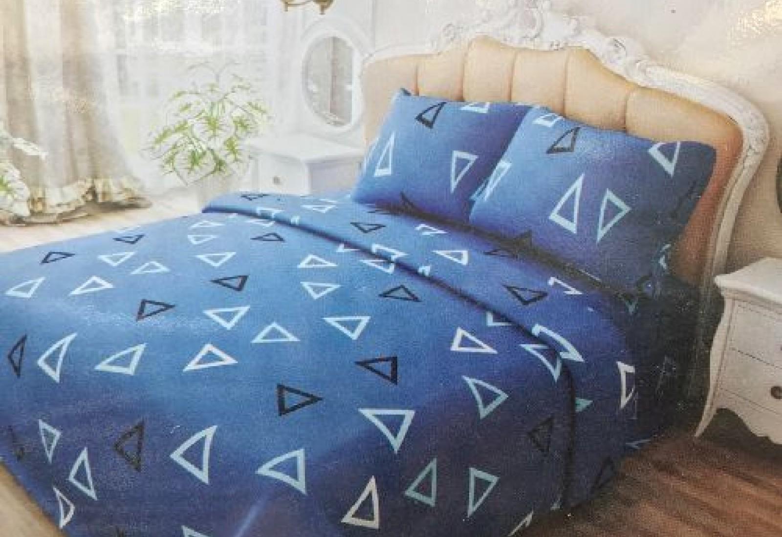 Полуторное  постельное белье БЯЗЬ 100% хлопок