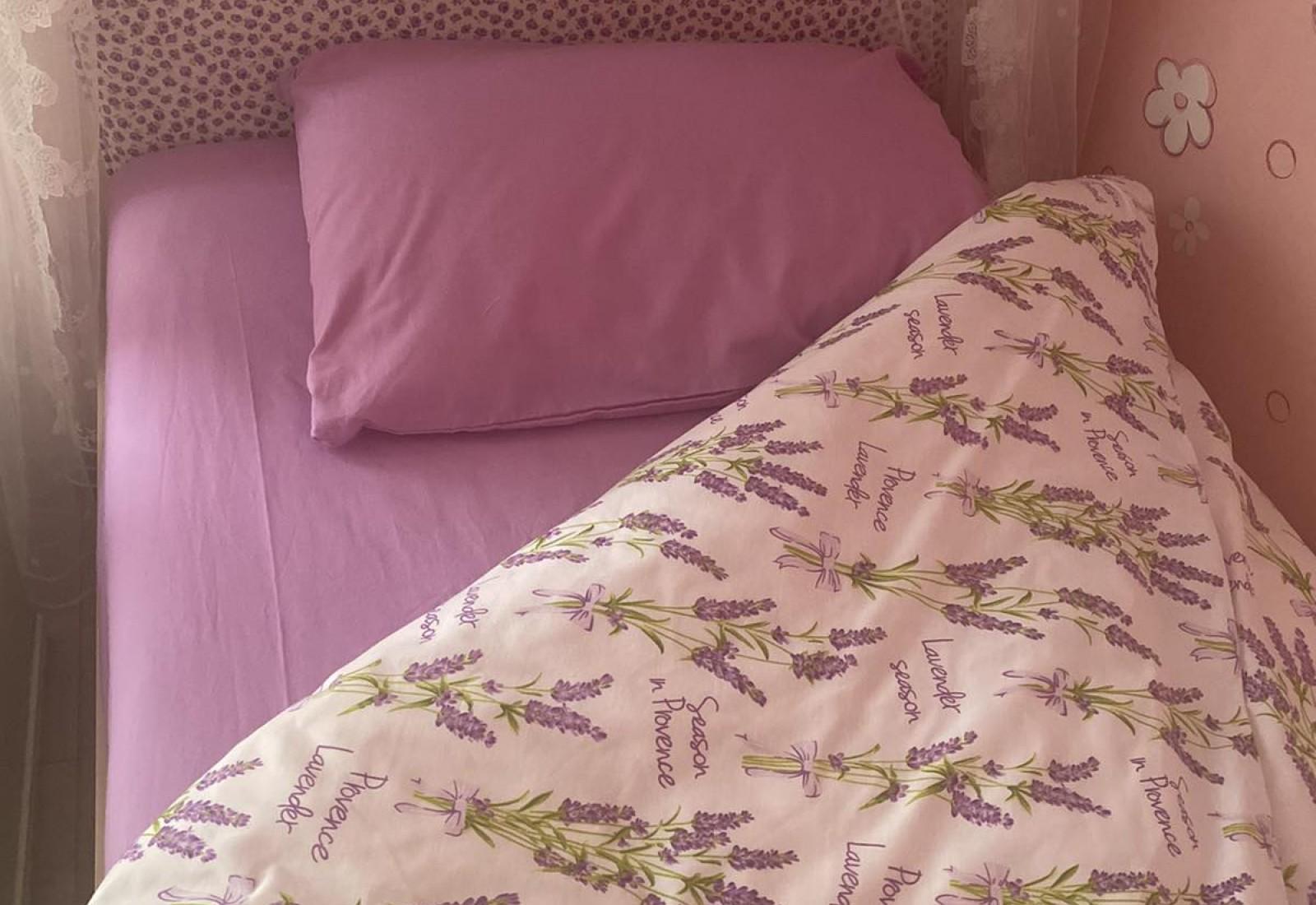 Полуторное  постельное белье БЯЗЬ 100% хлопок  157561