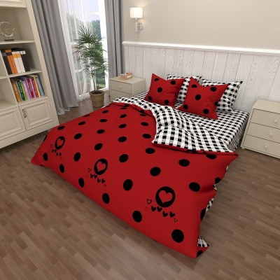 Двуспальное постельное белье БЯЗЬ 100% хлопок 157685