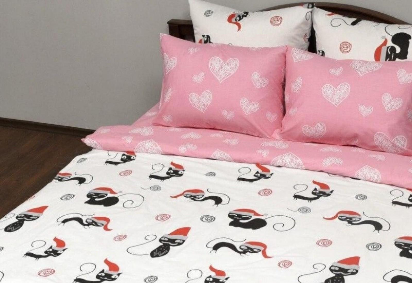 Полуторное  постельное белье БЯЗЬ 100% хлопок  15627