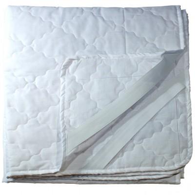 Наматрасник синтепон/бязь на резинке 140*200 НС-001