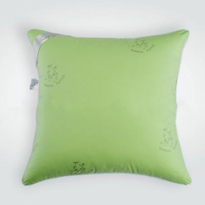 Подушка Бамбук 70х70 салатовая