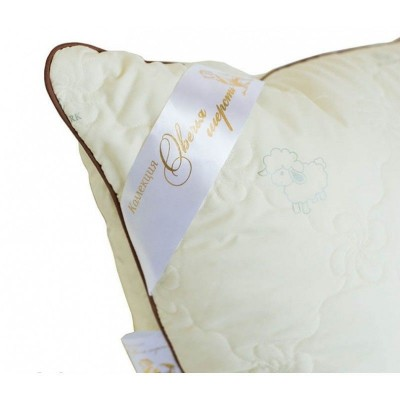 Подушка Идея Овечья шерсть 70*70