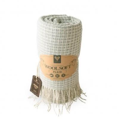 Шерстяной Плед Wool Roma