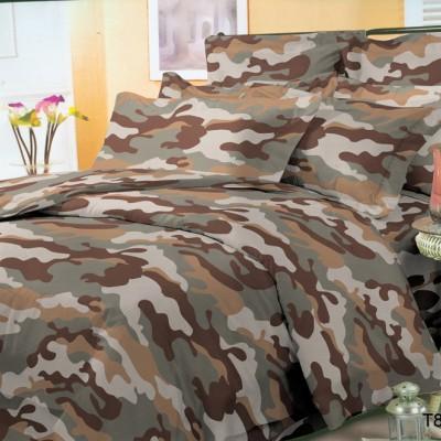 Семейное постельное белье полиСАТИН 3D (поликоттон) 85188
