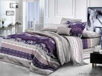Семейное постельное белье полиСАТИН 3D (поликоттон)