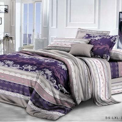 Евро постельное белье полиСАТИН 3D (поликоттон) 851254