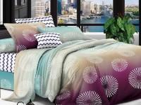 Двуспальное постельное белье полиСАТИН 3D (поликоттон) 852986