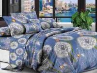 Двуспальное постельное белье полиСАТИН 3D (поликоттон) 85706