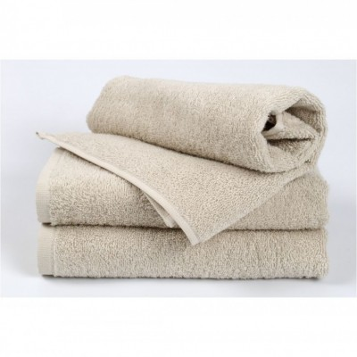 Лицевое полотенце 50х90 Бежевый