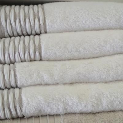 Комплект полотенец Баня + Лицо 100% хлопок (Супер качество!!!)