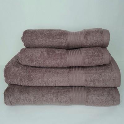 Лицевое полотенце 50х90 Лаванда