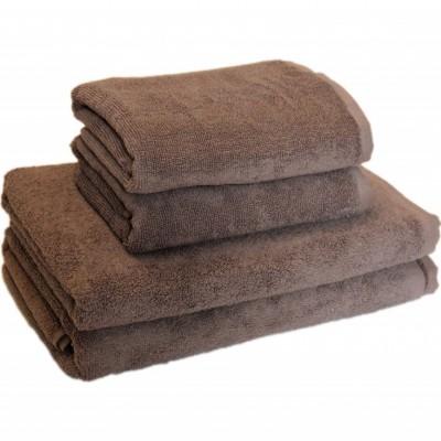 Лицевое полотенце 50х90 мокко