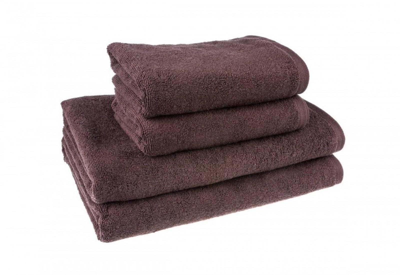 Банное полотенце 70*140-шоколад