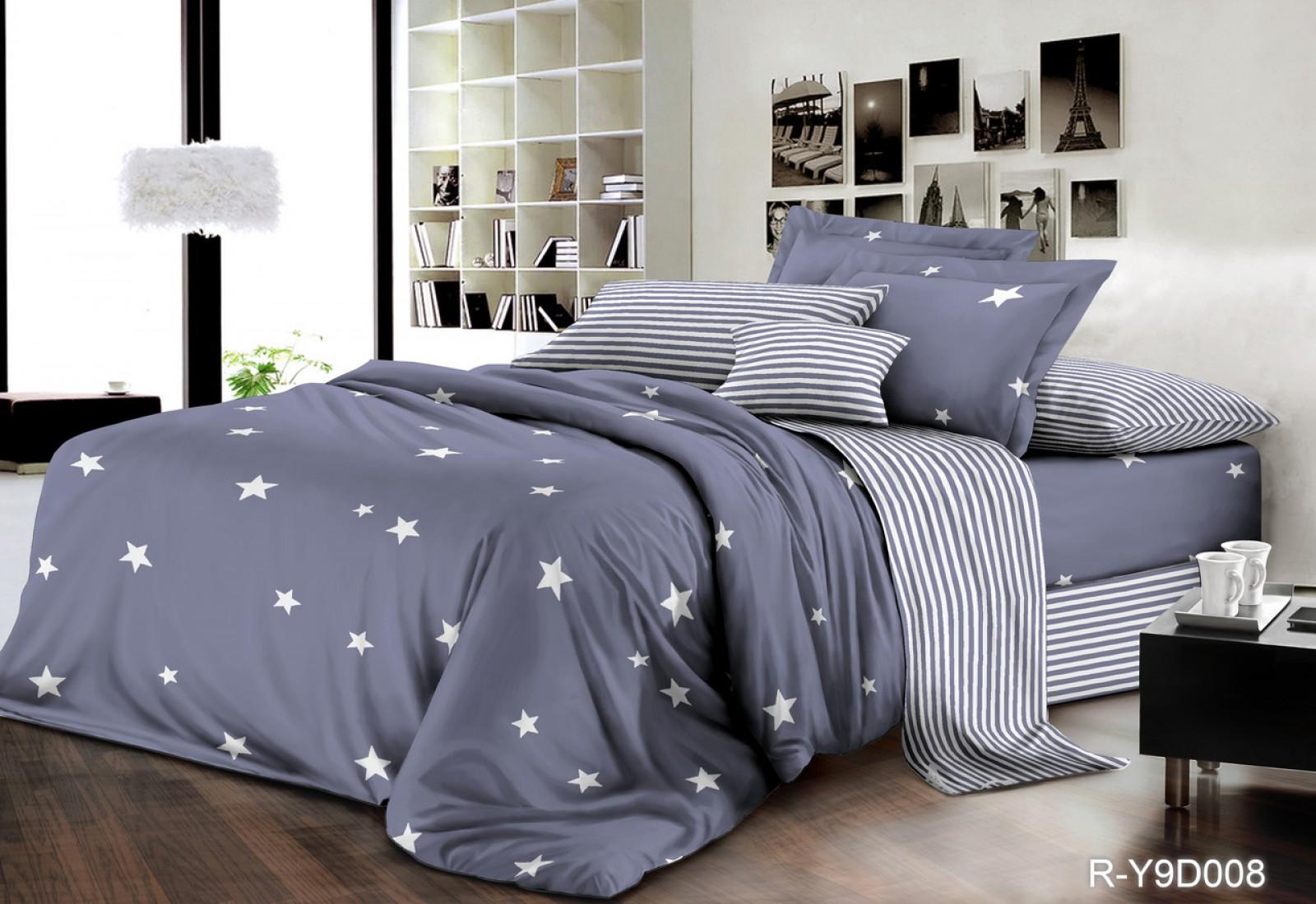 Двуспальное постельное белье РАНФОРС (бязь) 100% хлопок 180088