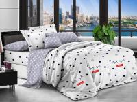 Семейное постельное белье РАНФОРС (бязь) 100% хлопок