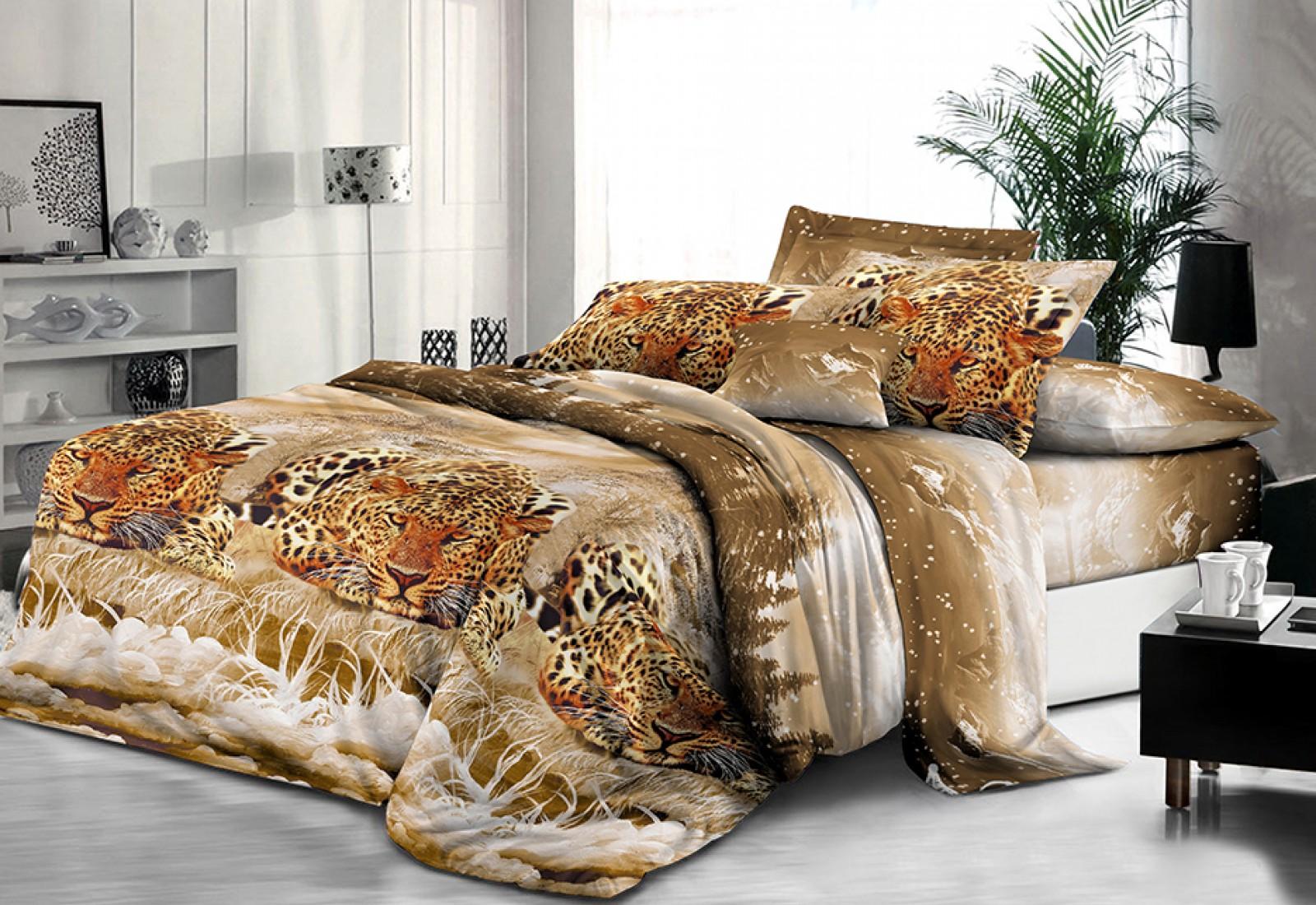 Двуспальное постельное белье РАНФОРС (бязь) 100% хлопок 181435