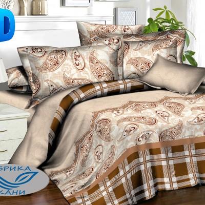 Семейное постельное белье РАНФОРС (бязь) 100% хлопок 18171