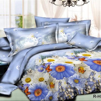 Двуспальное постельное белье РАНФОРС (бязь) 100% хлопок 186898