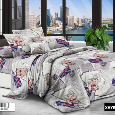 Двуспальное постельное белье РАНФОРС (бязь) 100% хлопок  883371