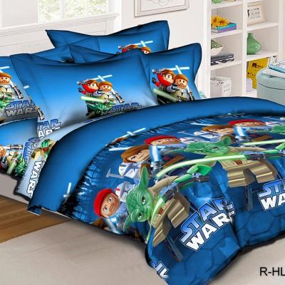 Детское постельное белье РАНФОРС (бязь) 100% хлопок LEGO Star Wars 183306