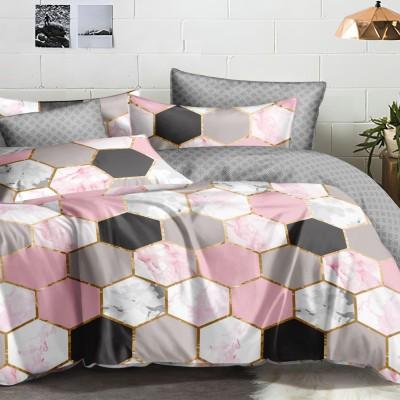 Двуспальное постельное белье САТИН 100% хлопок 1022