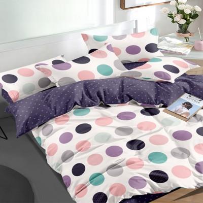 Семейное постельное белье САТИН 100% хлопок 1025