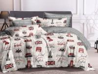 Двуспальное постельное белье САТИН 100% хлопок 1034