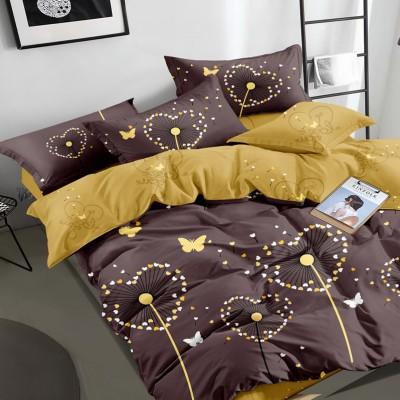 Полуторное постельное белье САТИН 100% хлопок 104