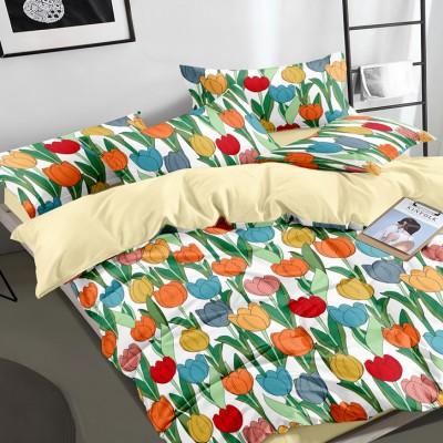 Полуторное постельное белье САТИН 100% хлопок 105