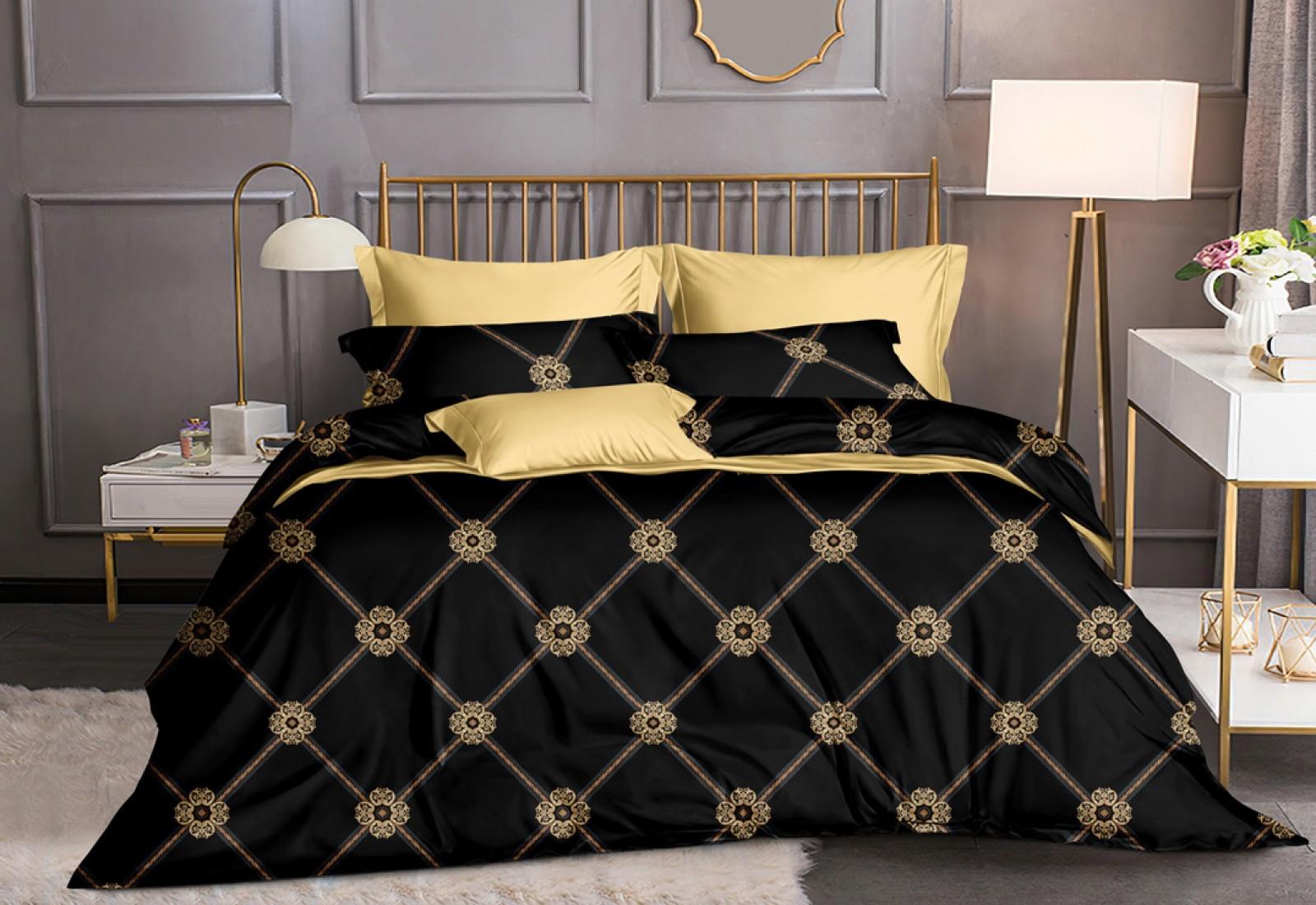Семейное постельное белье САТИН 100% хлопок 106