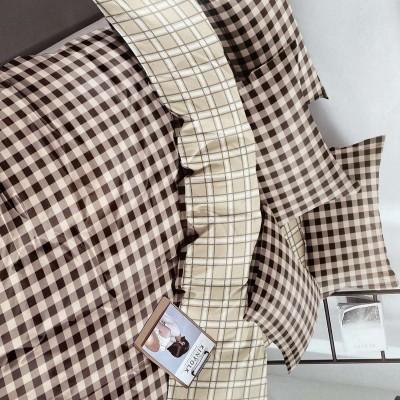 Двуспальное постельное белье САТИН 100% хлопок 1060