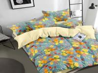 Двуспальное постельное белье САТИН 100% хлопок 1063